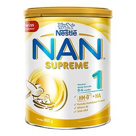 Sữa Bột Nestle Nan Supreme 1 (800g)
