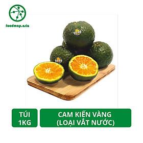 Cam Kiến Vàng Vĩnh Long - Vắt Nước (7-8 quả/kg) - Đặc Sản Ngon Lành - Foodmap