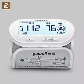 Thiết bị đo huyết áp Xiaomi Youpin YUWELL Tích hợp YE630AR có thể sạc lại