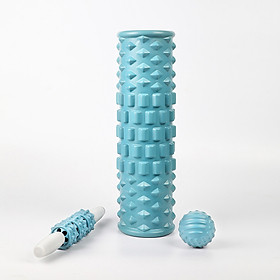 Xiaomi YUNMAI Muscle Relaxation Roller Column Deep Tissue Sports Massager Yoga Muscle Rolling Massage Roller Yoga Stick