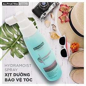 Xịt dưỡng tóc - HYDRAMOIST SPRAY - Alphatra Classic