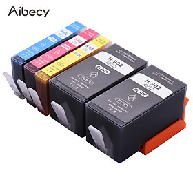 Aibecy Compatible Ink Cartridge Replacement for 902XL High Yield Compatible with HP OfficeJet 6950 HP OfficeJet Pro 6960