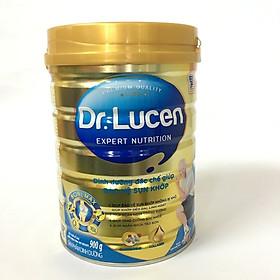 Sữa Bột dinh dưỡng giúp bảo vệ sụn khớp Cho Người Lớn Tuổi Dr. Lucen Bonemax (900g)