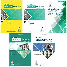 Combo Luyện Thi THPT Quốc Gia Môn Hóa Học tối ưu (5 cuốn)