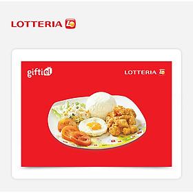 Lotteria - Ball Rice Set