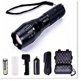 Đèn pin siêu sáng Đèn PIN XML_T6 cao cấp