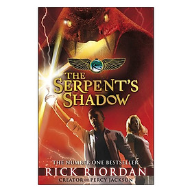 Kane Chronicles Book 3: the Serpent's Shadow