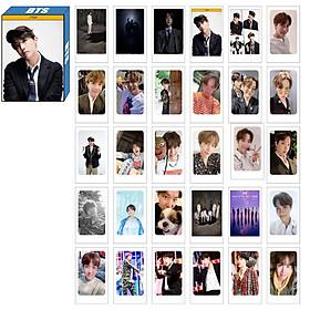 Lomo card BTS J hope bộ thẻ ảnh BTS Map of the soul 7