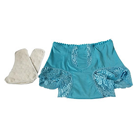 Washable Reusable Underwear Incontinence Panties for Urinary Aid