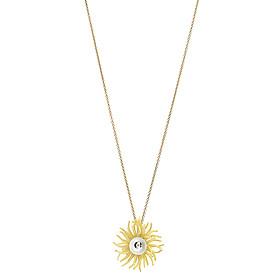 Dây Chuyền Galatea Jewelry Diamond In A Pearl 2132.04YW - Trắng
