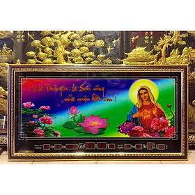 Tranh lịch vạn niên Đức Mẹ - MS625