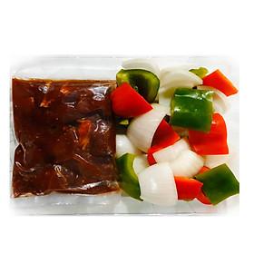 [Chỉ Giao HCM] - Bò Úc lúc lắc ớt chuông 450G