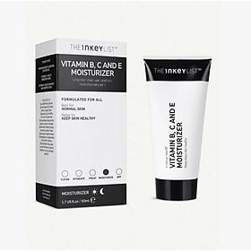 Kem dưỡng ẩm The INKEY LIST Vitamin B, C And E Moisturizer 50ml