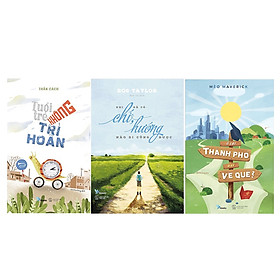 Combo Vibooks Dành Cho Tuổi Trẻ (Bộ 3 Cuốn)