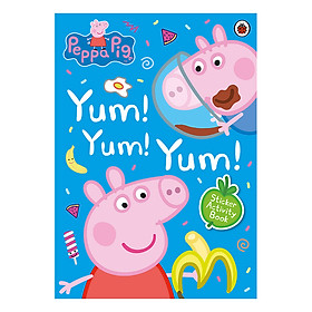 Peppa Pig: Yum! Yum! Yum! Sticker Activity Book