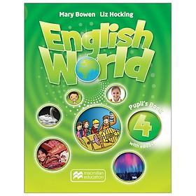 English World 4 PB + eBook Pk