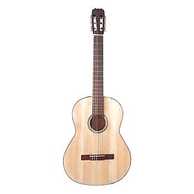 Đàn Guitar Classic Việt Nam Tay Trái DVE70C + Tặng Bao Da, Phụ Kiện
