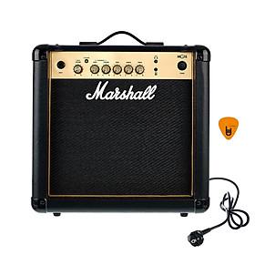 Ampli Marshall MG15 Gold (Công Suất 15W) Amply Đàn Guitar Điện Combo Amplifier MG15G Hàng Chính Hãng