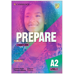Prepare A2 Level 2 Student's Book