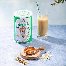 [COMBO 2 HỘP ] Ngũ Cốc Lợi Sữa - Bột Ngũ Cốc Lợi Sữa Dinh Dưỡng Min Min Từ 30 Loại Hạt (500GAM)