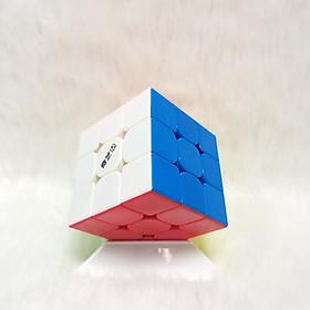 Rubik 3x3 QiYi MS 3x3 Magnetic Stickerless hiệu QiYi (có nam châm)