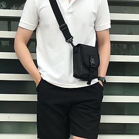 Túi mini đeo chéo nam nữ thời trang phong cách hàn quốc