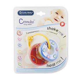 Lục lạc Combo Rattle Series – Ring Lucky Baby