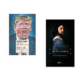 Combo 2 cuốn sách: Donald Trump dưới góc nhìn của tâm lý học + Quân Vương
