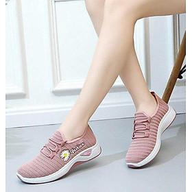 Giày sneaker nữ thời trang đi bộ cực êm siêu xinh 253