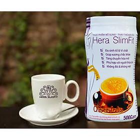 Hera slimfit- thay thế bữa ăn - Hỗ Trợ Kiểm soát cân nặng hiệu quả- Giúp giảm 3-5kg/liệu trình 2 hộp - Thơm ngon dễ uống