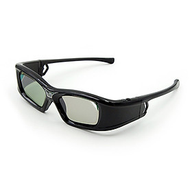 GL410 3D Glasses for Projector Full HD Active DLP Link for Optama Acer BenQ ViewSonic Sharp Dell DLP Link Projectors