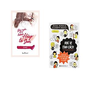 Combo 2 cuốn sách: Đời ngắn đừng khóc hãy tô son + Đọc vị tính cách – Khám phá 9 kiểu tính cách để thấu hiểu mọi người