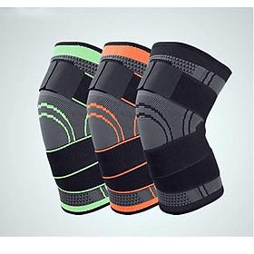 Băng đai bảo vệ giảm áp lực lên xương đầu gối khi tập Gym AK_24-2