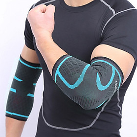 Bộ đôi bảo vệ khuỷu tay chính hãng Aolikes AL7547 (1 đôi)