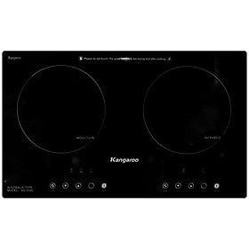 Bếp Âm Đôi Từ - Hồng Ngoại Kangaroo KG356I (69 cm) - Hàng Chính Hãng