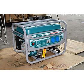 3kW Máy phát điện chạy xăng Total TP130005-1