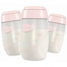 Bộ 3 Bình Trữ Sữa Unimom UM872170