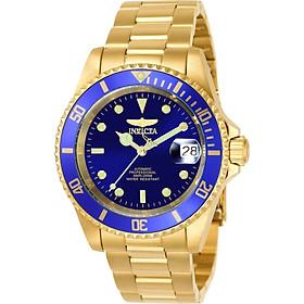 Đồng hồ Đeo Tay Nam Tông Vàng Tự Động 8930OB Pro Diver Invicta