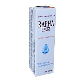 Nước ngừa mụn cóc mụn cơm Havico Rapha Perfect 15ml