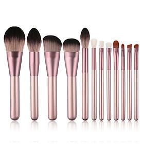 New Little Grape Makeup Brush Microcrystalline Professional 12 Little Grape Makeup Sets Beauty Tools Wholesale