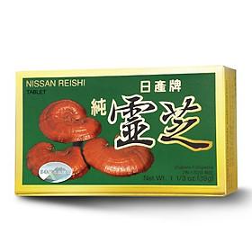 TPBVSK Thuần Linh Chi Nissan - Bảo vệ gan, tăng cường sức đề kháng (100 viên)