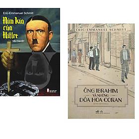 Combo 2 cuốn sách: Nửa kia của Hitler + Ông Ibrahim và những đóa hoa Coran