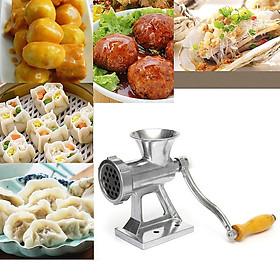 Sausage Meat Grinder Enema Machine Manual Stir Meat Pot Sausage Machine