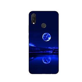 Ốp Lưng Dẻo Cho Điện thoại Huawei Nova 3i - Moon 02