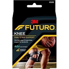 Đai đầu gối dây đôi Futuro 09195 hỗ trợ bảo vệ xương bánh chè, giảm đau cho khớp