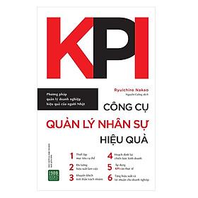 KPI - Công Cụ Quản Lý Nhân Sự Hiệu Quả (Tặng Notebook tự thiết kế)