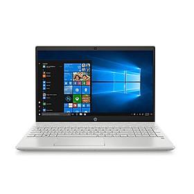 """Laptop HP 15s-du1055TU, Pentium 6405U(2.40 GHz,2MB),4GB RAM,256GB SSD,Intel Graphics,15.6""""HD,Win 10 Home 64,Silver_1W7P3PA - Hàng Chính Hãng"""