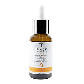 Tinh Chất Nuôi Dưỡng Da Image Skincare Vital C Hydrating A C & E