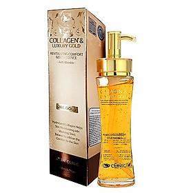 Serum trắng da - Serum vàng 24k Luxury Gold chống lão hóa 3W Clinic Hàn Quốc 150ml