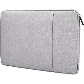 Túi Đựng Laptop Dành Cho Macbook Air, Pro Cao Cấp 11.6-12.5, 13.3, 14.1-15.4, 15.6 inch Chống Sốc 2 Ngăn Helios